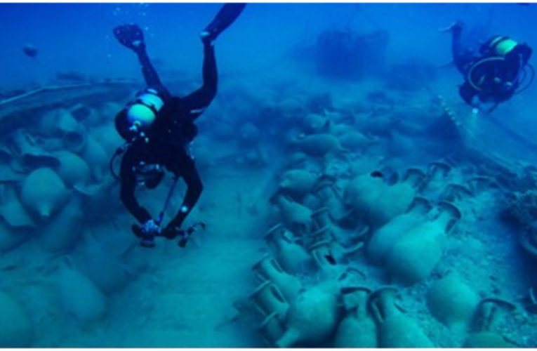 Arqueología subacuática: Algo más que biodiversidad bajo las aguas